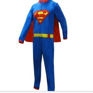 Warner Brothers. Superman Union Suit XL NWT